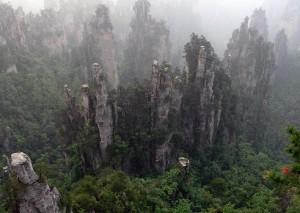 Четыре уголочка мира - Национальный парк Чжанцзяцзе - Zagrannik.org