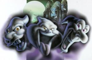 Добрые привидения как часть духовной чистоты - Zagrannik.org