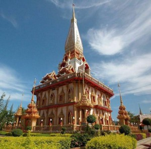 Тайланд - страна тысяч храмов, и миллионов улыбок