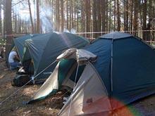 Организация лагерей