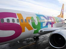 Sky Express - худная компания