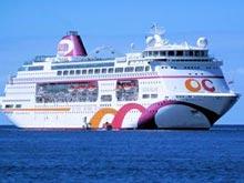 Инцидент на круизном лайнере