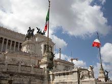 Итальянцы не могут поехать в отпуск