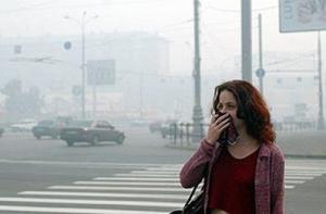 Москва задыхается