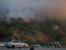Пожары на Ибице