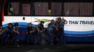 Штурм автобуса