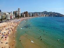 Испания и бедные туристы