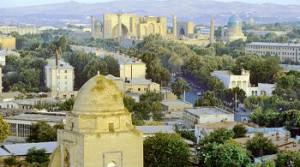 2 миллиона туристов в Узбекистане