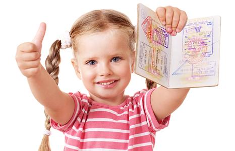Получение детского загранпаспорта