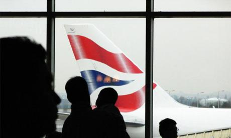 Курс выживания в авиакатастрофе от British Airways