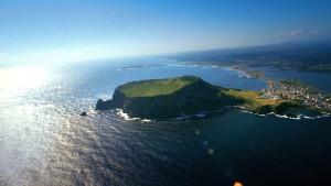 Вулканический остров Чеджу
