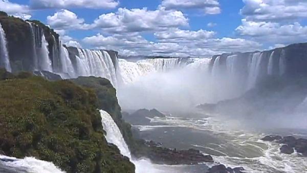 Водопад Игуасу (Iguazu Falls)