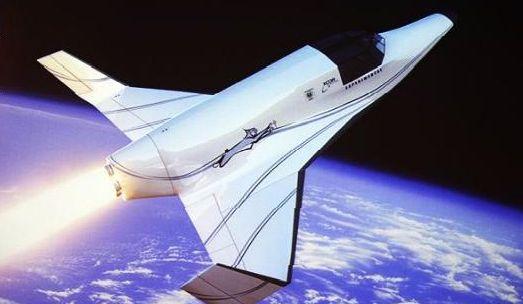 Суборбитальный полёт - это полёт на 100-километровой высоте длительностью около часа