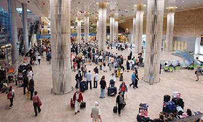 Аэропорт Бен-Гурион