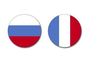 Франция-Россия