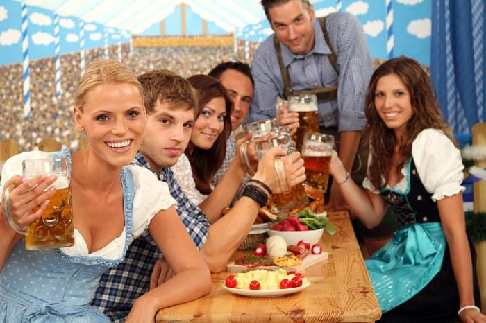 пивной фестиваль
