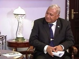 Премьер Фиджи