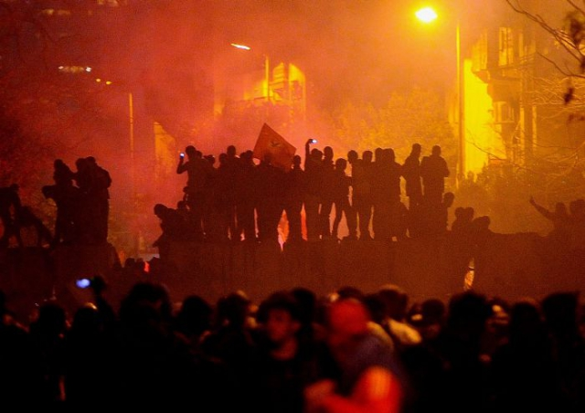 египет бунт