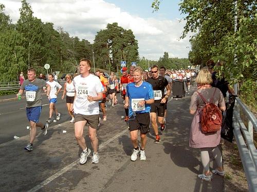 марафон в хельсинки