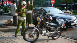 полиция во вьетнаме