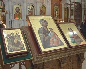 Иконы с Горы Афон