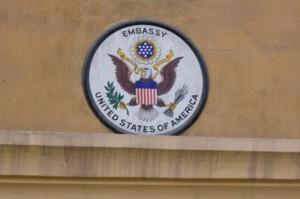 Эмбассада США