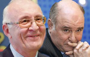 Карасин и Абашидзе