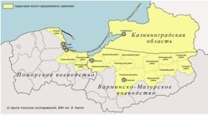 Карта МПП