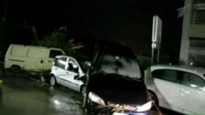 наводнение на Родосе