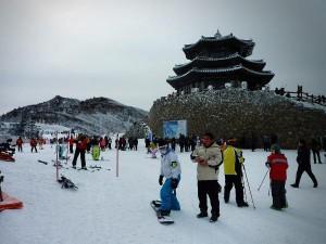 kurort v Koree