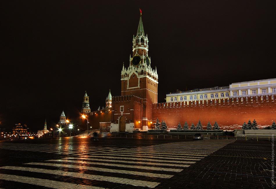 Kreml ruletida oynash