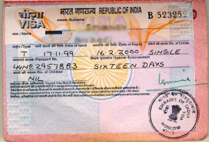 visa_in_India