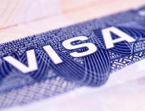 viza in USA