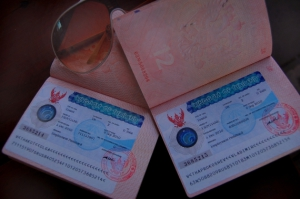 viza Thailand