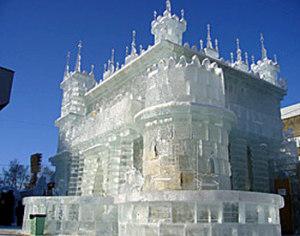 Snow_village