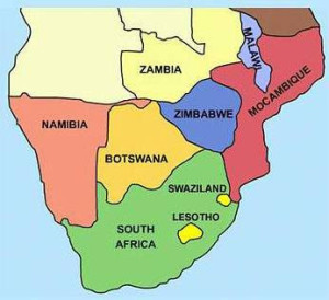 Southern-Africa_Map